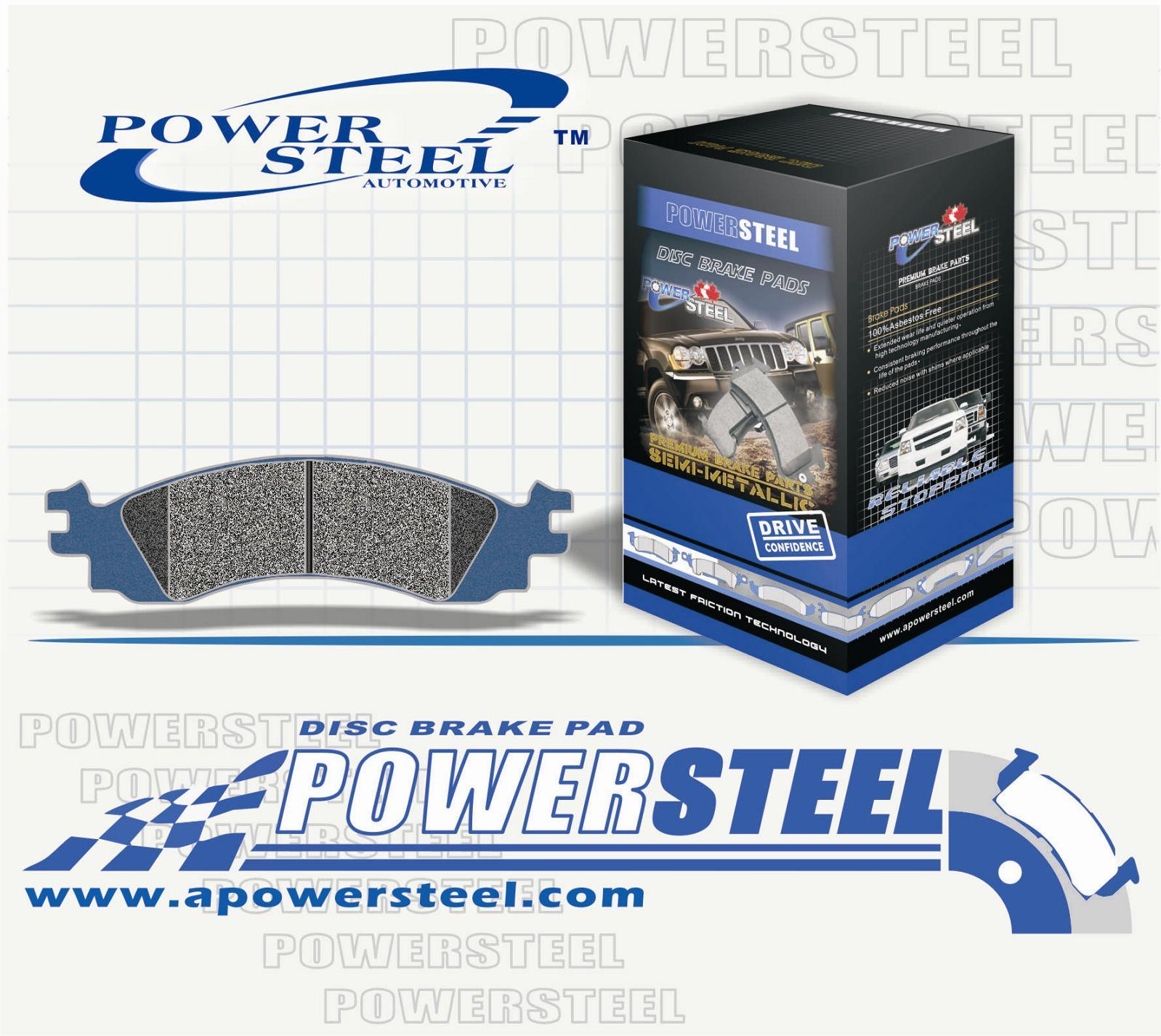 Brake Pad Full Coverage for American Cars
