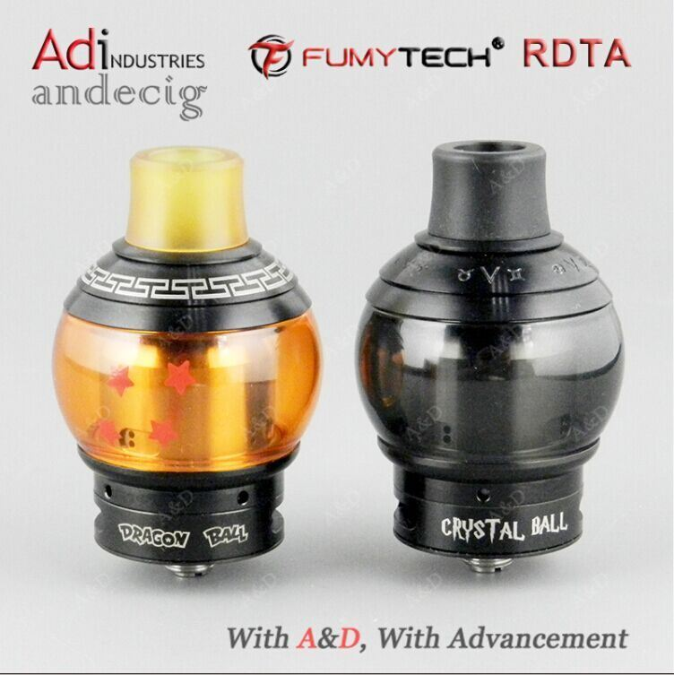 Wholesale Airflow Rta Tank Fumytech Dragon Ball Rta 4ml Vape Rta Tank