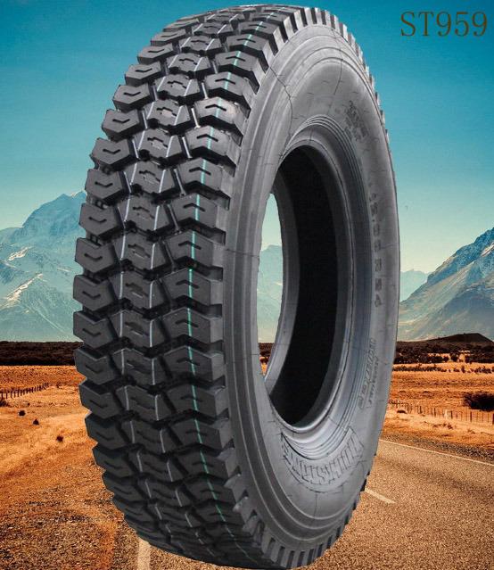 Radial Truck Tire 1200R24-20PR