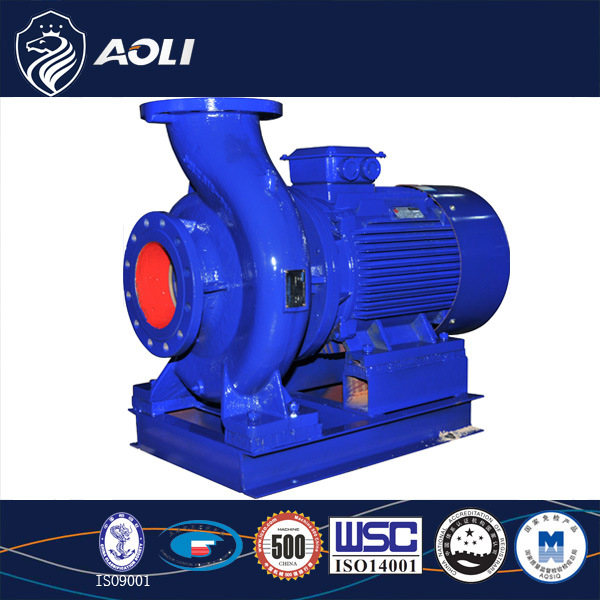 Alw Horizontal Single Stage End Suction Low Speed Water Pump