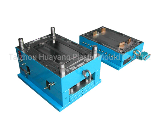Refrigerator Part Mould Transparent Part Mould