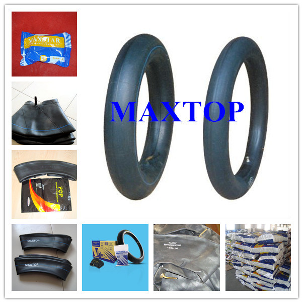 Quality Motorcycle Inner Tube / Maxtop Bicycle Inner Tube /Motorcycle Tyre (3.00-18, 26X2.125...)