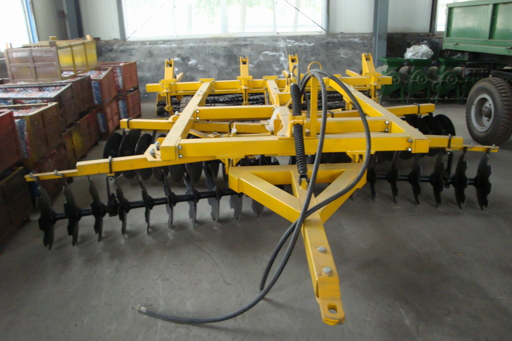 Joint Tillage Machines
