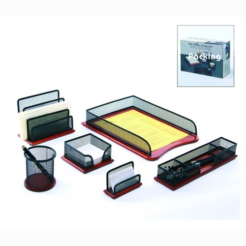 china stationery set desk organizer office supply t3513 china