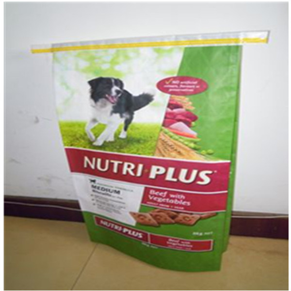 BOPP Dog Food Bag/BOPP Bag/Woven BOPP Bag Photos & Pictures