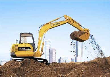 Hydraulic Excavator Crawler Excavator