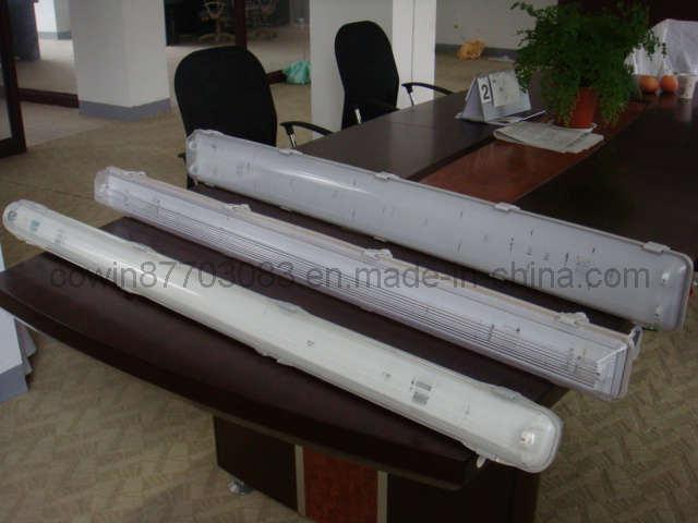 T8, T5 T8 Fluorescent Tube Waterproof Lamp Fixture