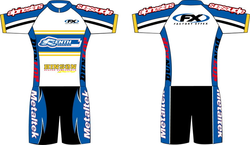 Cycling Jerseys Designs