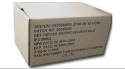 Good Sweetener Sodium Saccharin Dihydrate (BP/EP/USP)