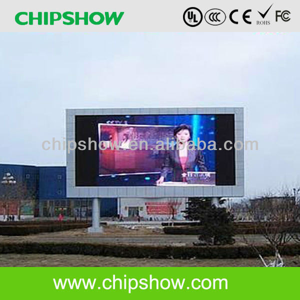 Chipshow P20 LED Advertising Board LED Digital Display
