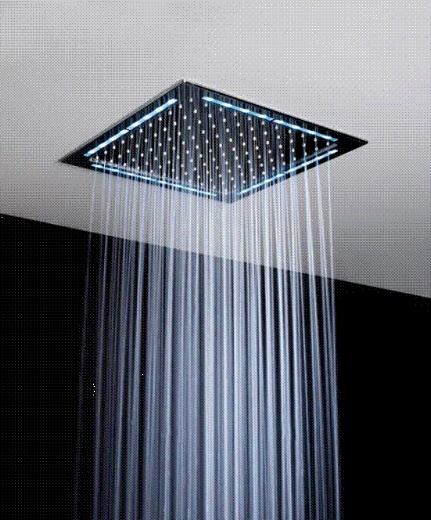 China LED Shower Head STB500 LED Led