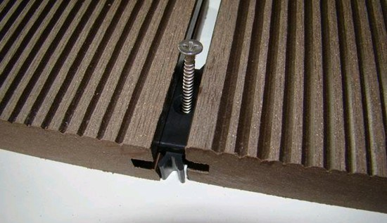 China wood plastic composite decking from china for 5 metre decking boards