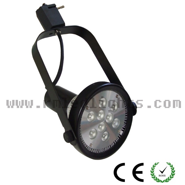 Led Track Lighting China: China PAR38 LED Track Light, LED Track Lighting