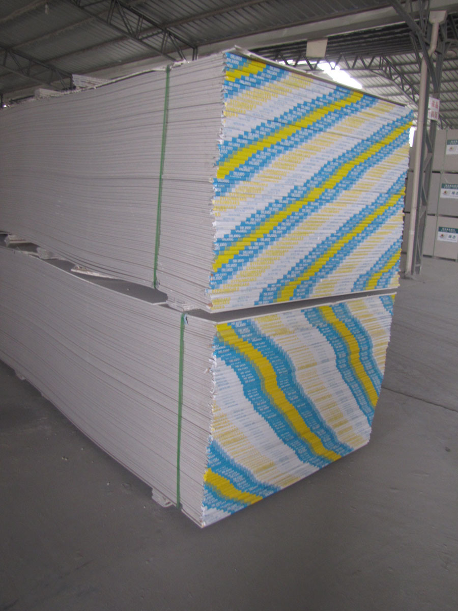 Regular Product Gypsum Board : China regular gypsum building board