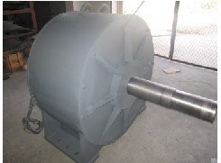 600kw, 500rpm Permanent Magnet Generator/Alternator
