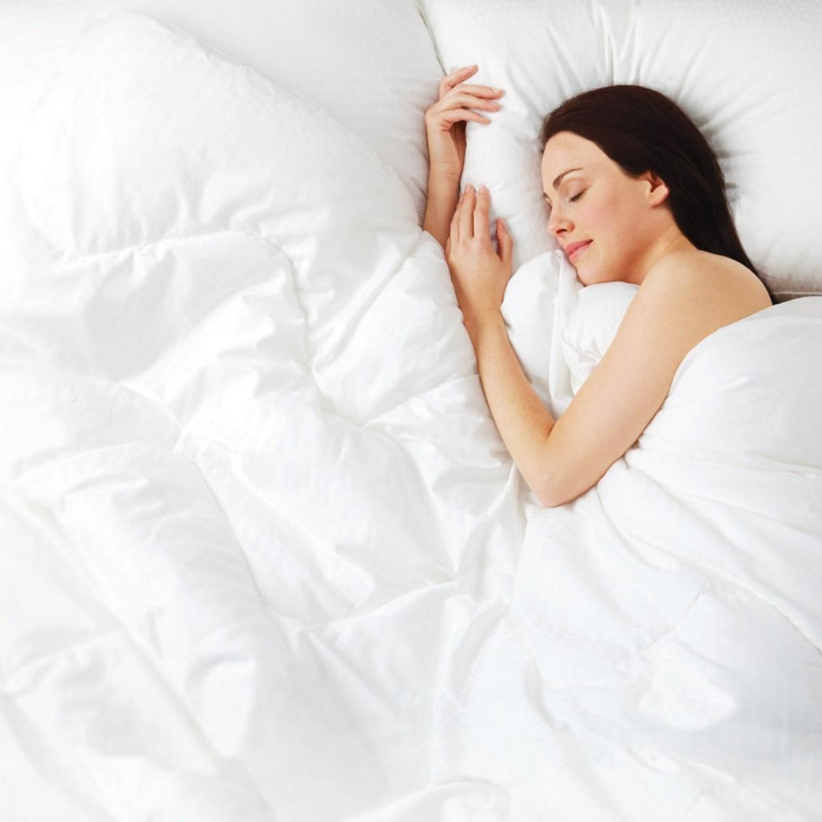 High Quality Luxury White Warm Duck Down Hotel Duvet
