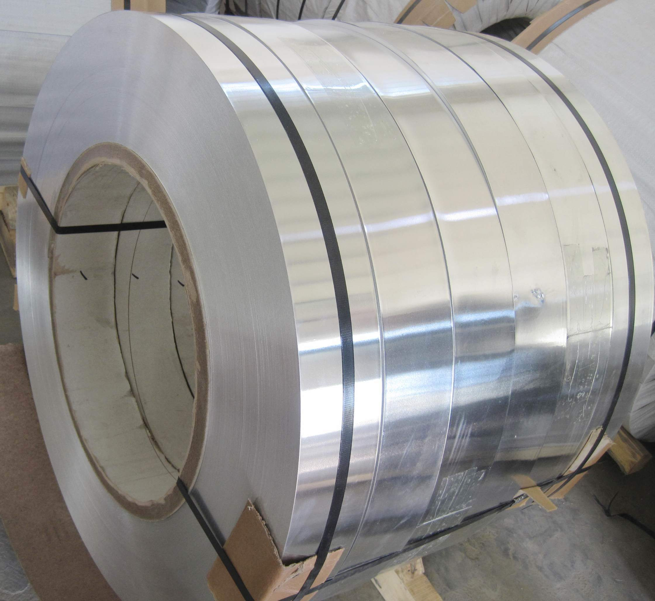 Aluminium Strip Transformer Foil (Transformer Winding 1060 1070 1350)