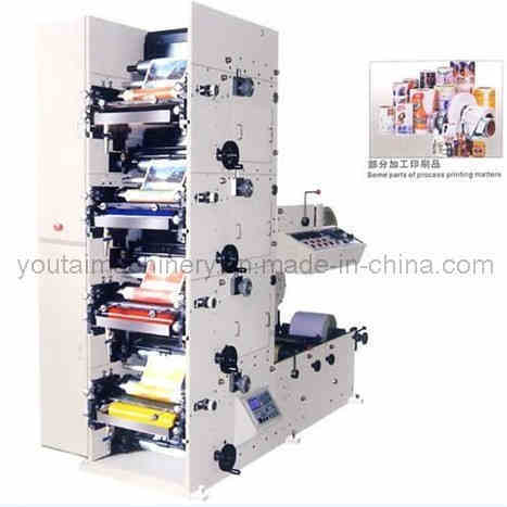 Full Automatic Flexo Printing Machine