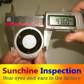 LED Watch Quality Inspection Service / Quality Control and Testing / Third Party Inspection Service