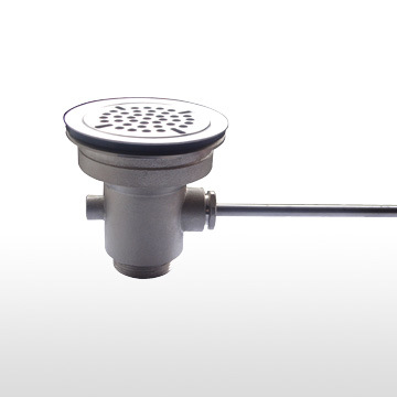 Commercial Sink Basket Strainer : Sink Strainer (RN-I10103) - China Drain, Drainage