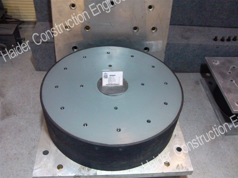 High Damping Rubber Bearing