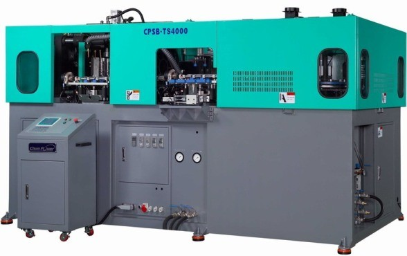 High Production All Electric Pet Stretch Blow Moulding Machine (CPSB-TS4000E)