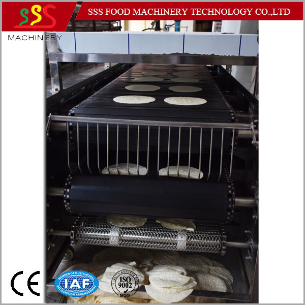 China Manufacturer Hand Cake Maker Egg Pie Kubba Machine Pancake Making Machine Pastry Production Line
