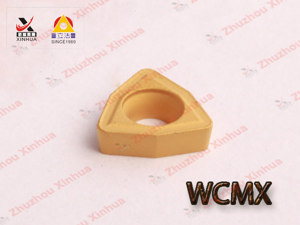 Wcmx Cemented Carbide Turning Inserts