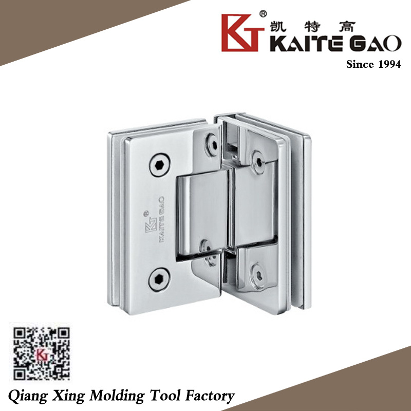 (KTG-1003) Pss 90 Degree Glass to Glass Hinge