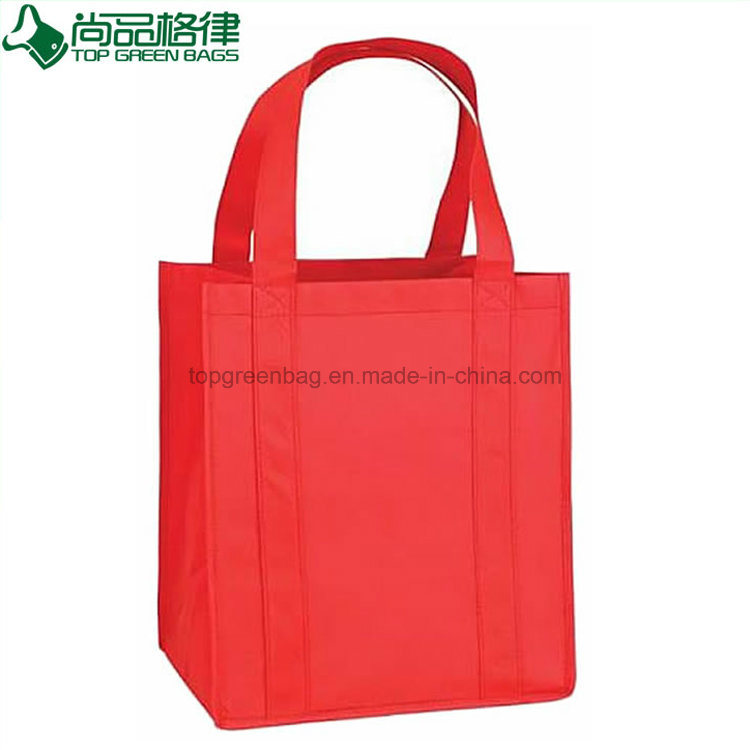 Recycled Cheap Custom Promotional Eco-Friendly Non Woven Shopping Tote Bag