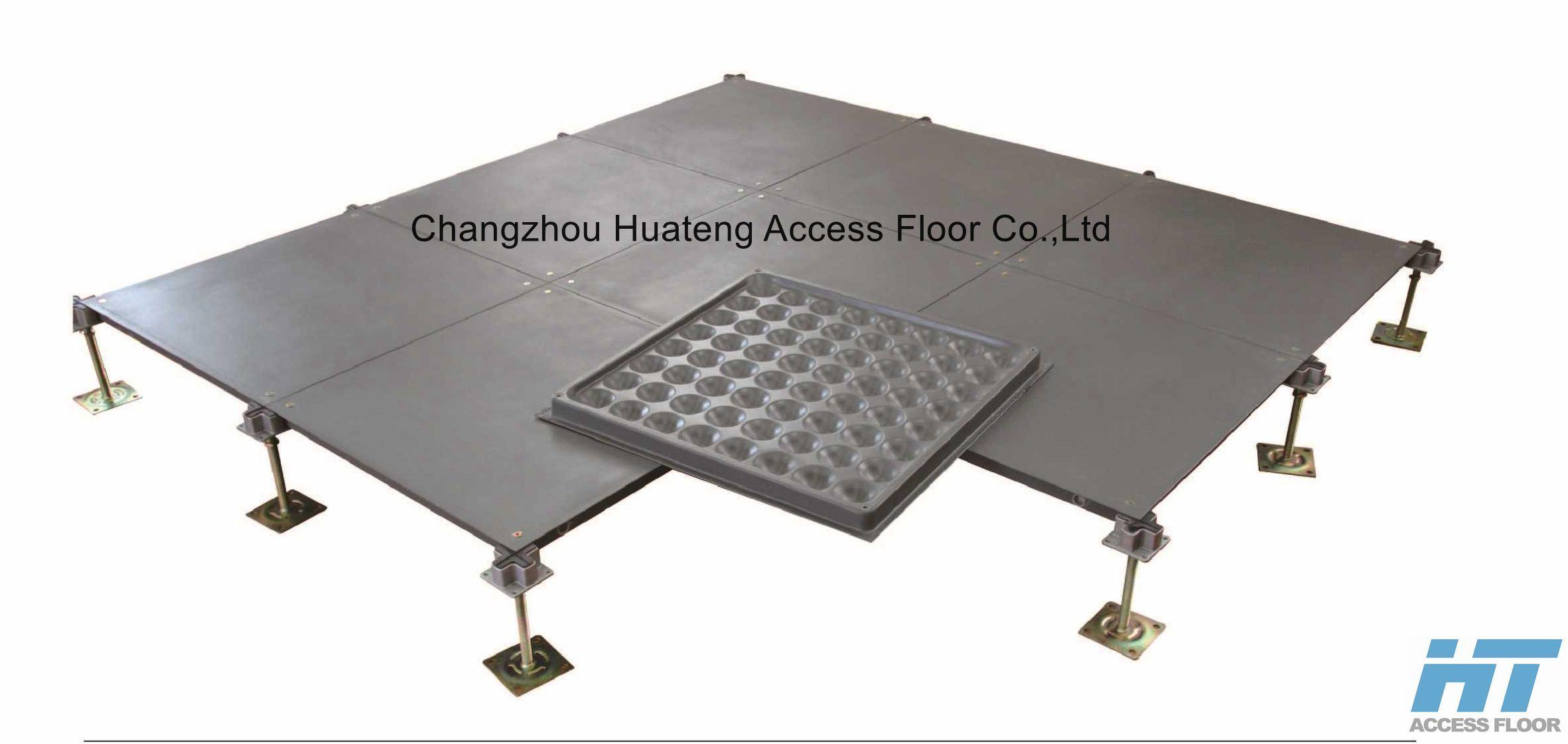 Server room floor tiles