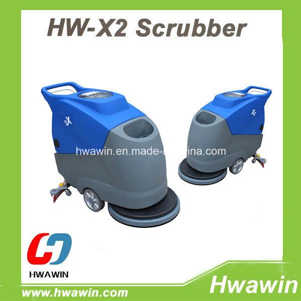 Mini Electric Vacuum Scrubber Cleaner Machine
