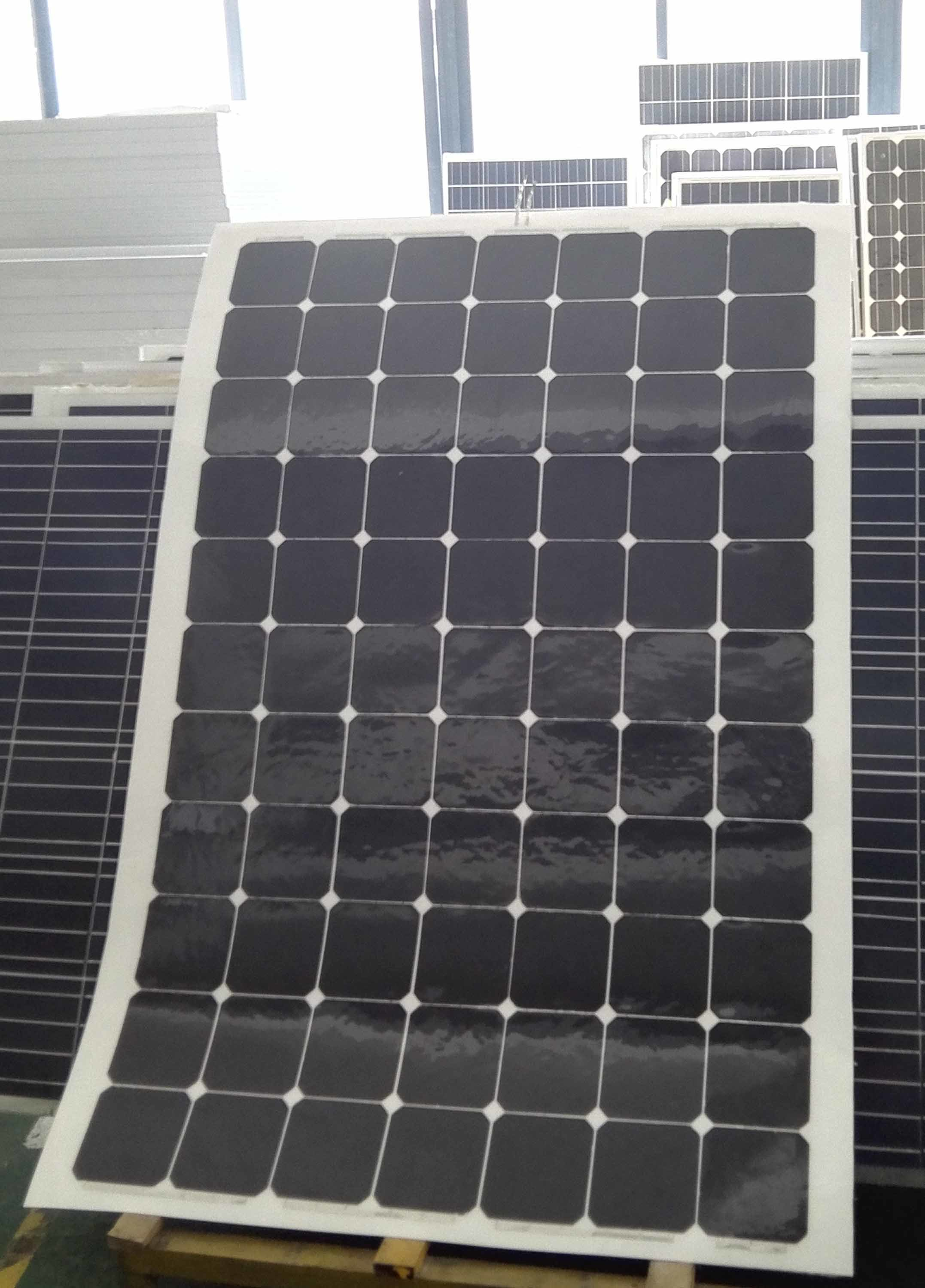 Sunpower Solar Panel Flexible Solar Panel Semi Flexible PV