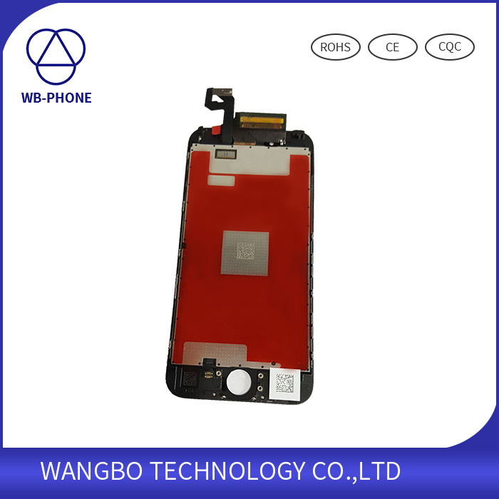 China Supplier Digitizer Touch Screen LCD for iPhone 6s Plus