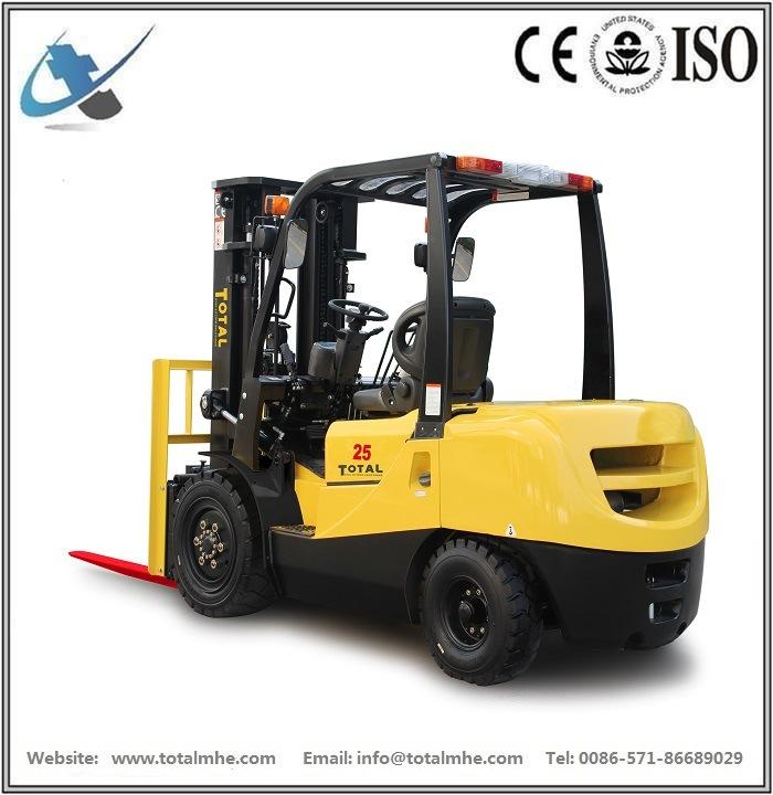 Total Forklift 2.5t Diesel Forklift