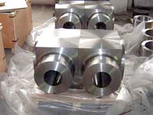P22/SA336 F22/A182-F22/SA182 F22 Forged/Forging Alloy Steel Valve Body Bodies Shells Blocks Casings