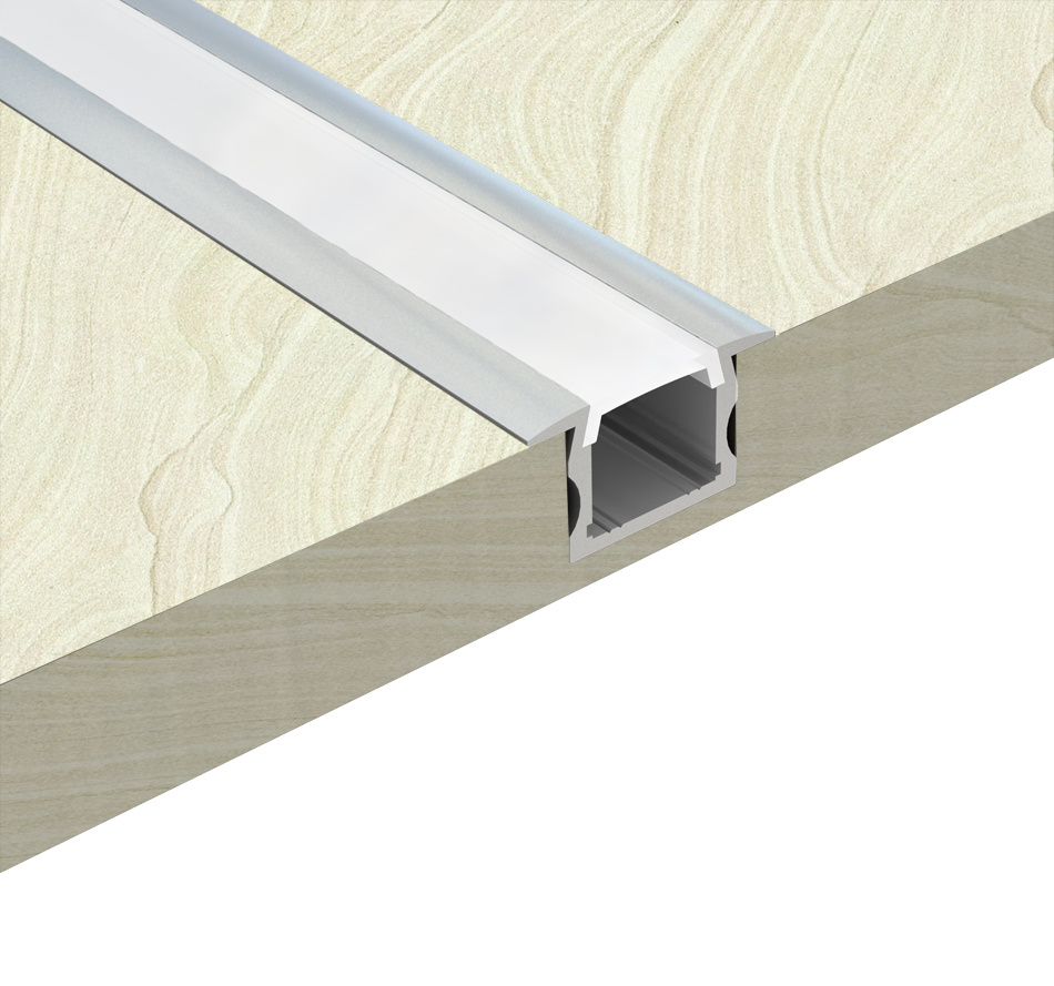 520/1020/2000/3000mm LED Aluminum Profile with CE RoHS