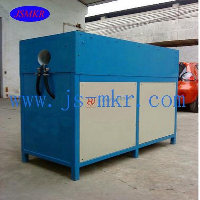 Used Medium Frequency Electromagnetic Smelting Furnace