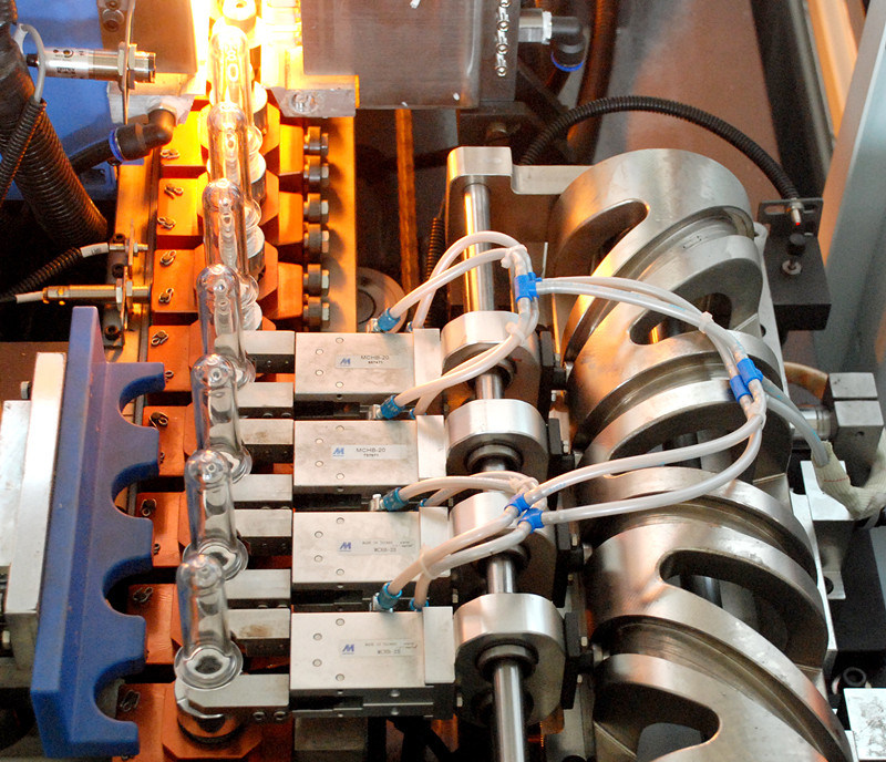 Demark High Speed Servo Blowing Machine Sfl4