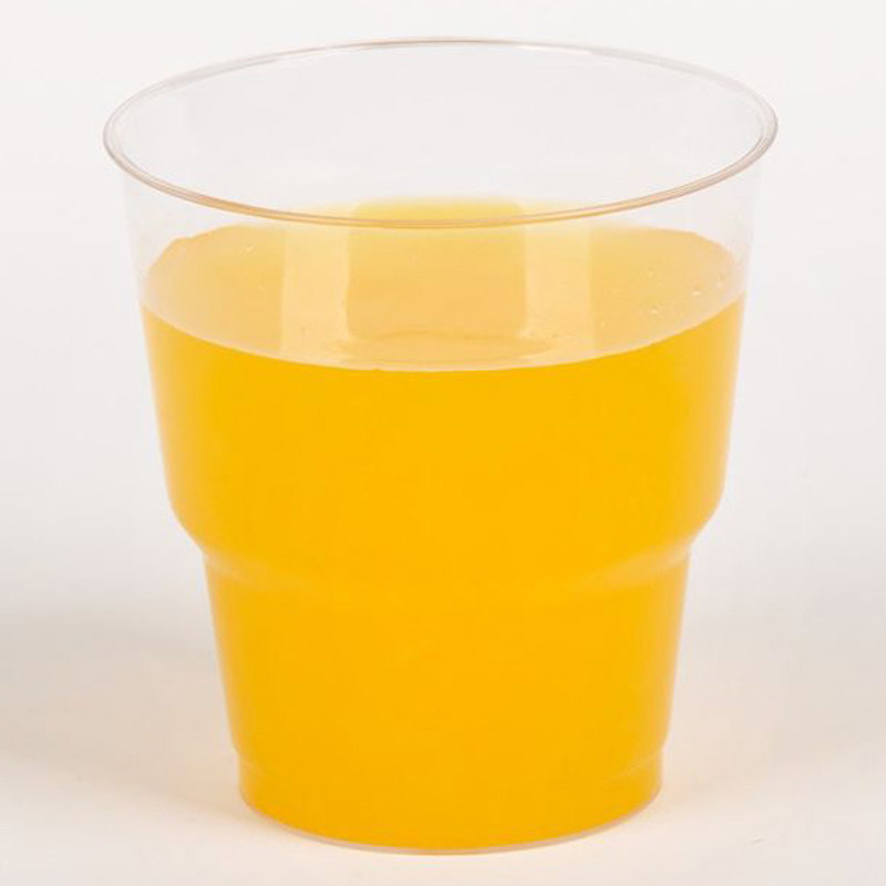 PP/PS Plastic Cup Disposable Cup 8.5 Oz