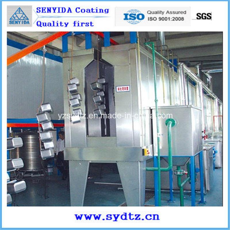 Powder Coating Automatic Spraying Machine