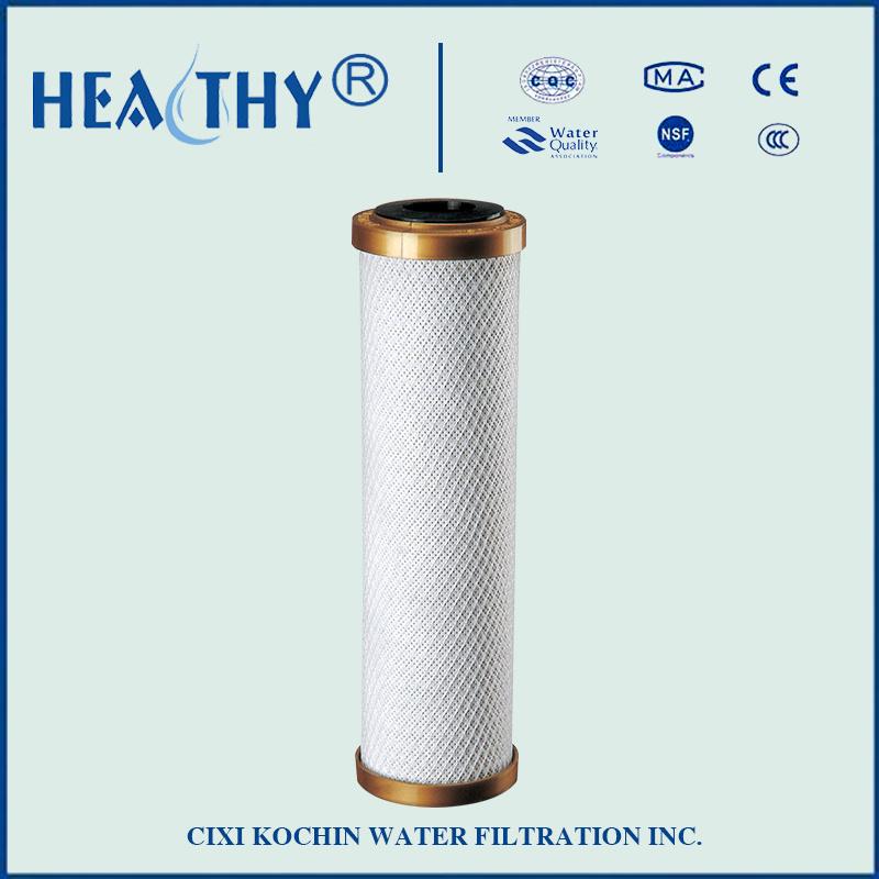 Sintered Carbon Block Cartridge (KCCB-HT)