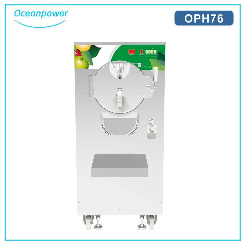Hard Ice Cream Machine (Oceanpower OPH76)