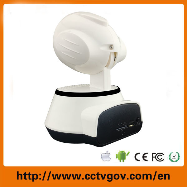 Mini Infrared Security WiFi PTZ IP Suriveillance Video Camera for Home Security