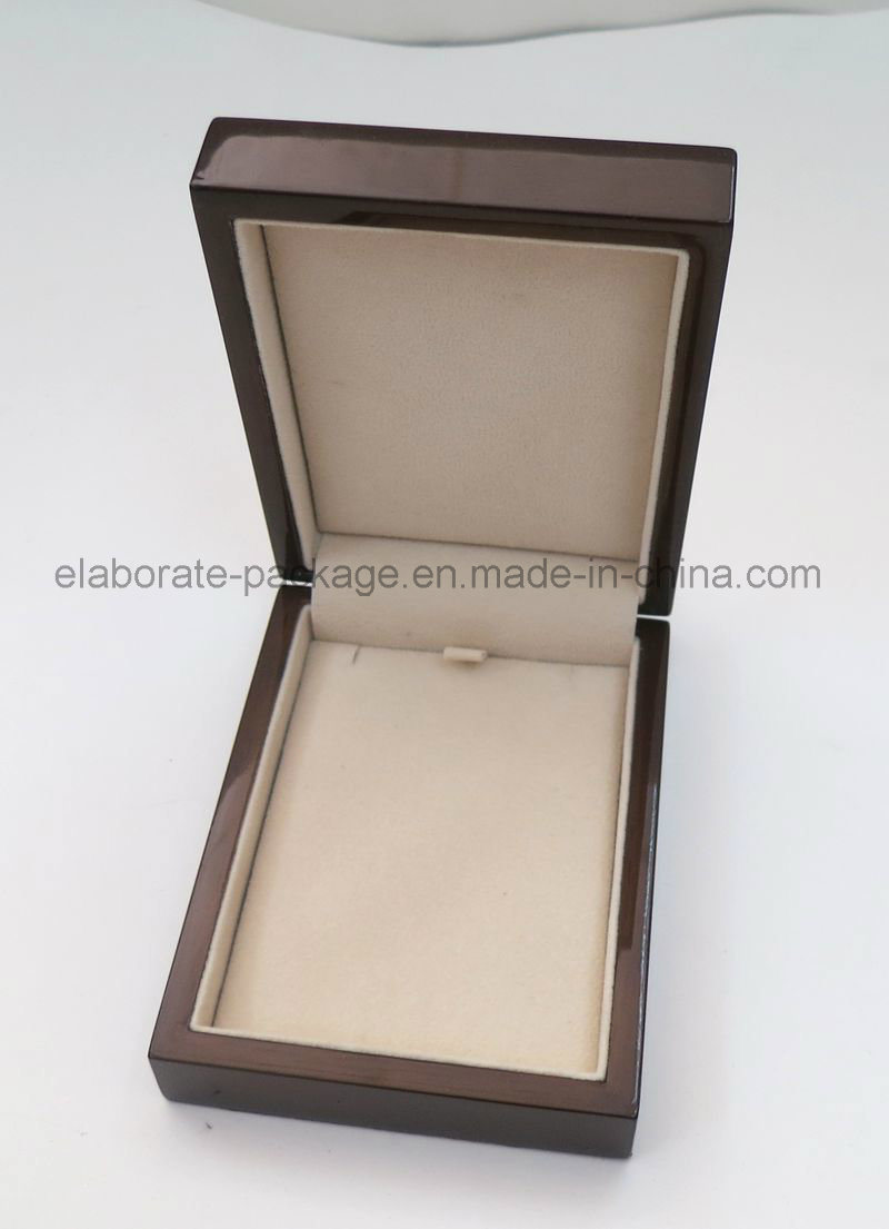 Customized Wooden Painting Jewellery Gift Display Case