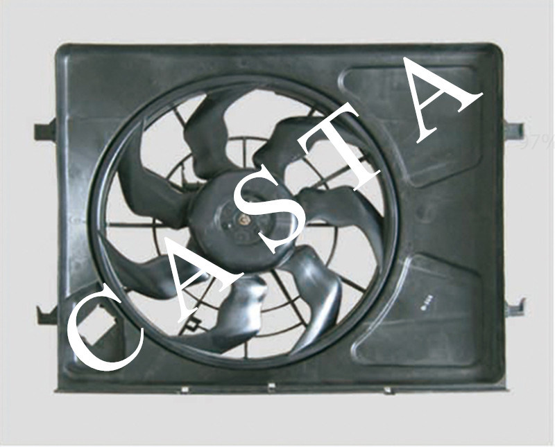 Auto Parts Radiator AC Fan for Hyundai I30