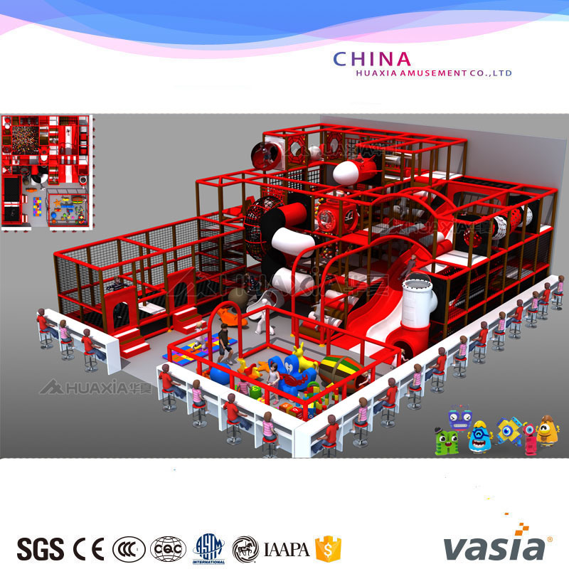 Children Amusement Park Indoor Equipment Playground Soft Playground