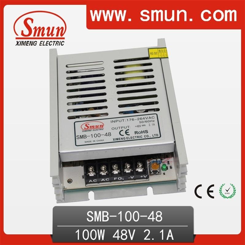 100W 48V 2.1A Ultra-Thin Switch Mode Power Supply