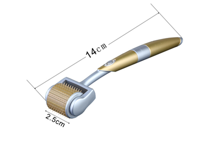 Factory Price 192 Metallic Microneedle Zgts Derma Roller