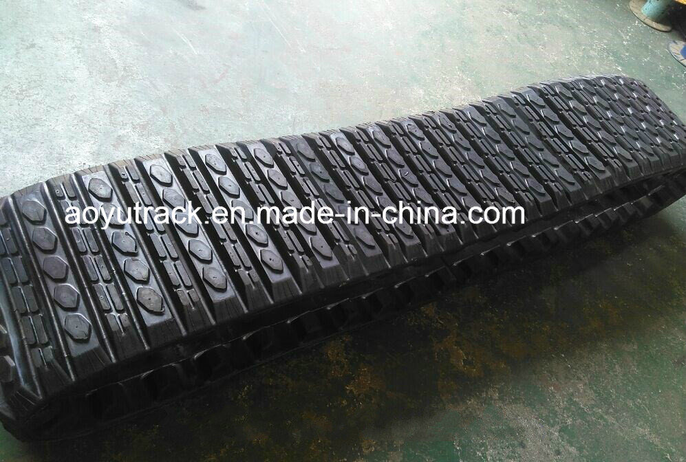 Rubber Tracks for Cat 257b Loader